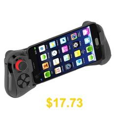 MOCUTE #058 #Bluetooth #Gamepad #Universal #Game #Controller #Mobile #Joystick #- #BLACK