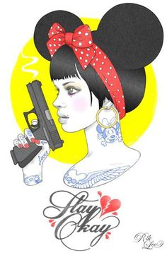 Tattoo Illustrations by Rik Lee #tattoo #lee #illustrations #rik