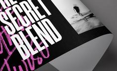 The Secret Blend - Mindsparkle Mag Insait designed the branding for The Secret Blend. #logo #packaging #identity #branding #design #color #photography #graphic #design #gallery #blog #project #mindsparkle #mag #beautiful #portfolio #designer