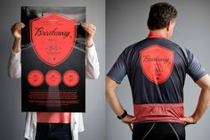 Cycle Kids, Breakaway on Behance #logo #shield #poster #shirt