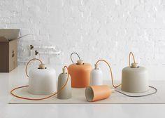 Fuse lamps by Note Design Studio for Ex.t   Dezeen