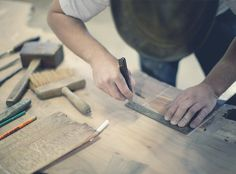 Grain & Gram — The New Gentleman's Journal / Blair Sligar, Woodworker #craftsmen #photography