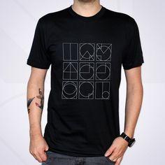 bl.jpg (800×800) #tshirt #geometry