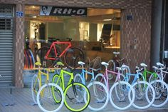 All sizes | RH+O | Flickr - Photo Sharing! #cycling #fluorescent #bike