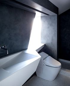 Sunny and Elegant Montee Karp Residence -#bathroom, #bath, #interior, #decor, home, bathroom