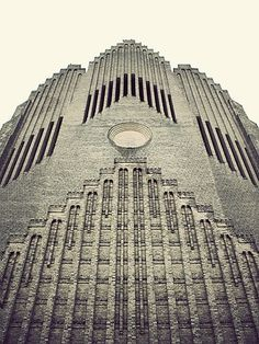 FFFFOUND! | Grundtvigs Church on the Behance Network #church #architecture