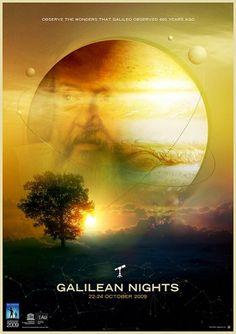 Signalnoise Studio #astronomy #poster #gallileo