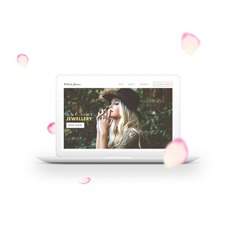Laptop and petals mock up Free Psd. See more inspiration related to Background, Mockup, Template, Laptop, White background, Web, Website, White, Mock up, Templates, Website template, Mockups, Up, Petal, Web template, Petals, Realistic, Real, Web templates, Mock ups, Mock and Ups on Freepik.