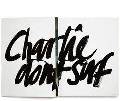charlie dont surf