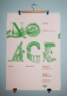 Ivan Khmelevsky #bodoni #poster #typography