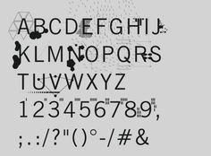 Atelier Müesli – Design graphique / Bench.li #type #font #identity #typography
