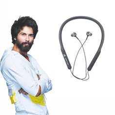 UiNs-1062 Neckband Earphones - Sports Earphones Series | U&I - Born To Win