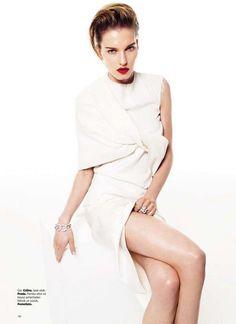 Marique Schimmel by Gianluca Fontana #fashion #photography #inspiration