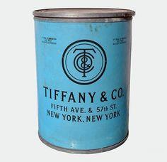 CUBICLE REFUGEE #tiffanyco #vintage