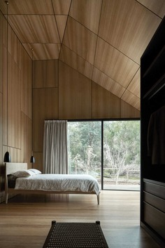 Branch Studio Architects, bedroom