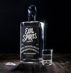 lovely package evil spirits vodka 1 #spirits #evil #vodka