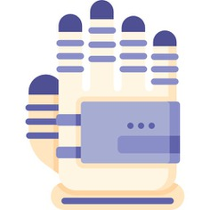 See more icon inspiration related to astronaut, wired gloves, virtual reality, glove, electronics, electronic, digital, security, multimedia, nature and technology on Flaticon.