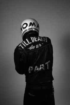 GtheGentleman #biker #do #till #us #death #part