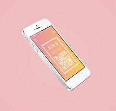 Francesco Bianchi | Branding | Green Ratio on Behance #branding #smartphone #packaging #ui #brand #app #gradient #cup #wordmark