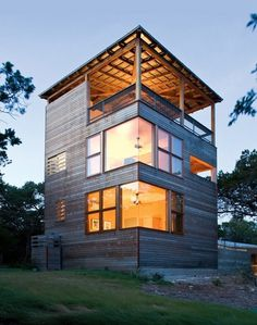 Austin Texas Tower House #architecture
