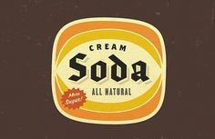 Vintage Label Designs | Abduzeedo | Graphic Design Inspiration and Photoshop Tutorials