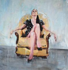 Paintings by Felipe Achondo
