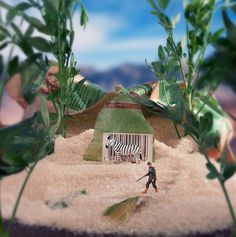 william-kass-10 #scale #world #food #photography #miniature