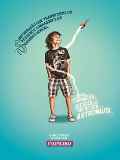 Astronauta | Flickr - Photo Sharing! #design #advertising