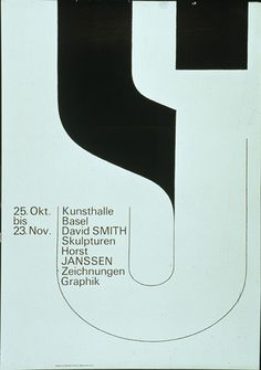 Kusthalle Basel | Flickr - Photo Sharing! #poster #typography