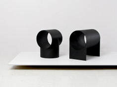 Hollow Structural Section Series by Caine Heintzman