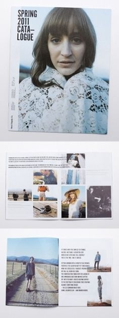 Need Supply 2011 Spring Catalogue | AisleOne #gabriel #ricioppo #print #catalogue #supply #need