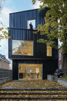 Glebe Residence by Batay-Csorba Architects