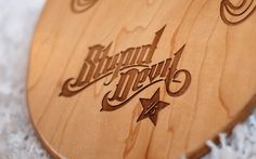 Tumblr #classic #wood #devil #skate #typography