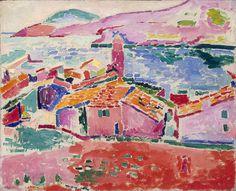 Henri Matisse, Vue de Collioure