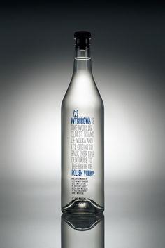 Wyborowa Vodka : Hamish Smyth #handwriting
