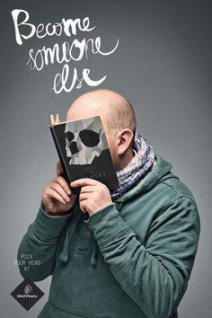 Mint Vinetu Bookstore Ads #poster