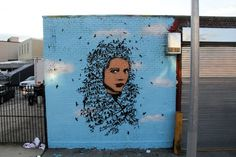 ICY and SOT: Stencil Artists from Iran - JOQUZ #art #street