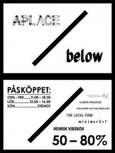 Ett och annat om påsk. - Aplace | Rodeo Magazine #design #graphic