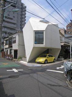 Jay Mug  Tokyo Residence by Yasuhiro Yamashita #architecture