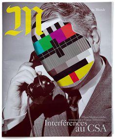 M, le magazine du Monde Le Monde. Interférences au CSA. Affaire Mathieu Gallet, nomination àFrance Télévisions.