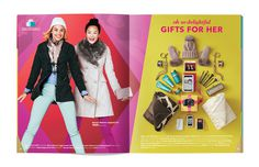 Target Holiday 2012 Catalog Series Graphis