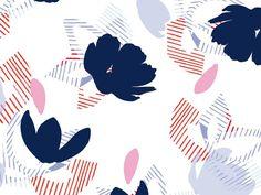 Croisière : bleu, blanc, rose - NellyRodi.com