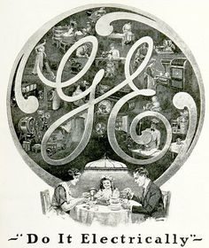 Image result for vintage general electric