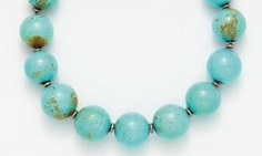Krauss, Günther, Turquoise Necklace
