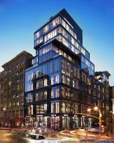 DeadFix » up #office #structure #glass #building #architecture