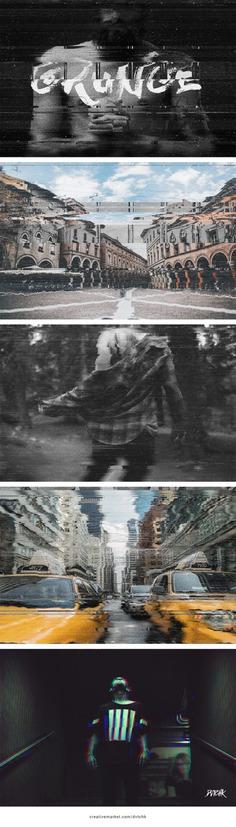 Grunge | Glitch Photo FX