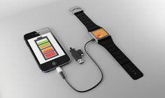 Oru Watch – Dual Display Smart watch with Power bank #tech #flow #gadget #gift #ideas #cool