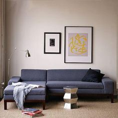 Seating Lorimer Sectional | west elm sectional #interior #sofa #lorimer #sectional