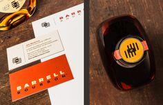 Barrell Craft Spirits #branding #liquor #roderick #identity #collateral #jensen