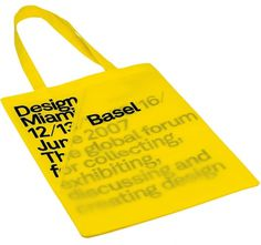 Custom coloured promotional carrier bag / Progress Packaging #bag #typography